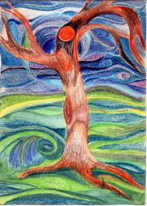 L'albero di Manù