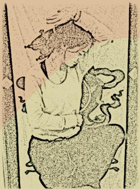 la ragazza di giada